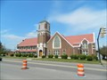 Image for Central Presbyterian Church - Russellville Downtown Historic District - Russellville, Ar