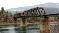 Image for CPR Bridge over the Columbia River - Castlegar, BC