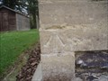 Image for Cut Bench mark - St Mary's Church - Fetcham - Surrey