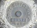 Image for Survey Mark 80412, Katoomba, NSW.