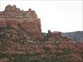 Image for Snoopy Rock - Sedona, AZ