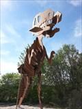 Image for Rusty Dinosaur - Zainingen, Germany, BW