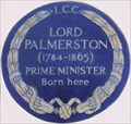 Image for Lord Palmerston - Queen Anne's Gate, London, UK