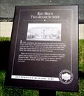 Image for Red Brick Two-Room School - Centerville, Utah USA