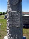 Image for Herbert E Ritter, Fairview Cemetery, Joplin, MO