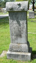 Image for Christopher Osborne Steele - Oaklawn Cemetery - Batesville, Ar.