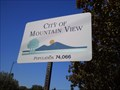 Image for Mountain View, CA - Pop: 74,066