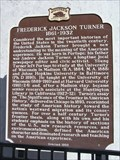 Image for Frederick Jackson Turner