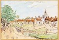 "Image for ""Finchingfield"" by H E du Plessis – Finchingfield, Essex, UK"