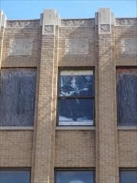 Robert Johnson's watching you!