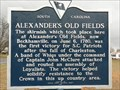 Image for ALEXANDER'S OLD FIELD