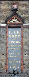 Image for 1888 - Rose & Crown - Crooms Hill, Greenwich, London, UK