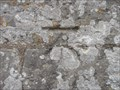 Image for Cut bench mark on church, Colyford Road, Seaton, Devon