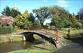 Image for Footbridge — Otepuni Gardens — Invercargill, New Zealand