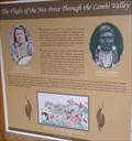 Image for The Flight of the Nez Perce Through the Lemhi Valley