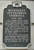 Image for Milwaukee Interurban Terminal, 1905-1951