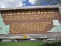 Image for Utah & Northern Railway  #257