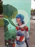 Image for Space Woman - San Jose, California