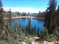 Image for Pittsburg Lake, Sugarloaf Mountain, Utah, USA