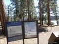 Image for East Butte Lake Trailhead - Lassen Volcanic National Park - California