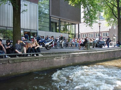 Anne Frank House and Museum - Amsterdam