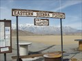 Image for Eastern Sierra Flyers Plane Field - Bishop, CA