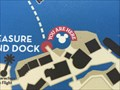 Image for Downtown Disney Map (Red Boat Dock EAST) - Lake Buena Vista, FL