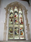 Image for St Mary's Church Windows - Bluntisham, Cambridgeshire, UK