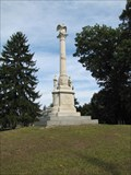 Image for Union Cemetery Civil War Memorial - Steubenville, Ohio