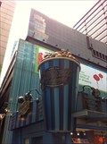 Image for Giant bucket of popcorn at Garret's - Singapore