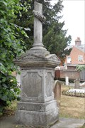 Image for Pitt - St.Lawrence's Churchyard - Rowhedge, Essex.
