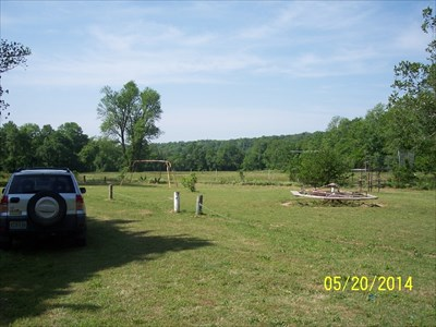 Ball Field at Lanagan City Park, by MountainWoods
