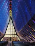 Image for USAFA Cadet Chapel, Contributing to NRHP District, Colorado Springs