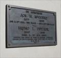 Image for Jos H McCourt and Bruno Putzker plaque - Berkeley, CA