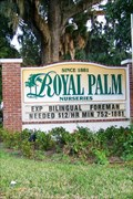Image for Royal Palm Nurseries - Oneco FL