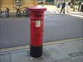 Image for Cambridge Victorian Postbox