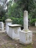Image for John Wylly - Christ Church Cemetery - St Simons Island, GA
