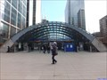Image for Canary Wharf Underground Station - Jubilee Plaza, Isle of Dogs, London, UK