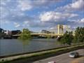 Image for 6th Street Bridge - Roberto Clemente Bridge - Pittsburgh, PA