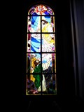 Image for FIRST BAPTIST - Stained Glass