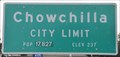 Image for Chowchilla ~ Elevation 237