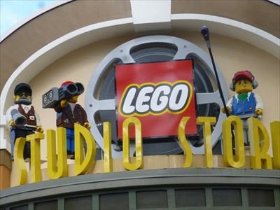 Studio Store - Legoland - Florida, USA