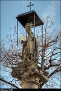 Image for St. Norbert / Sv. Norbert - St. Norbert Column at Strahov Monastery (Prague)