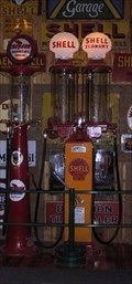 Image for Shell Economy Gasoline - Heritage Park - Calgary, Alberta
