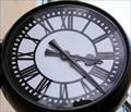 Image for The Gate Clock - Creek Road, Greenwich, London, UK