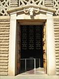 Image for Doorway to the Voortrekker Monument  -  Pretoria, South Africa