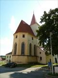 Image for TB 2222-40.0 Jílové u Prahy, kostel