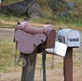 Image for Saddle Mailbox