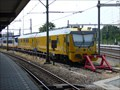 Image for Diesel-hydraulic ultrasound track measuring vehicle, Utrecht - The Netherlands