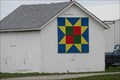 Image for North Star Barn Quilt - Nichols, IA